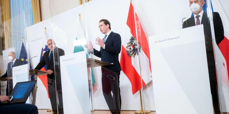 A Vienne, les pays d'Europe centrale critiquent le mécanisme de répartition des vaccins