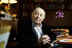 Marc Ferro, spécialiste de l'histoire de la Russie et de l'URSS, et de l'histoire du cinéma.