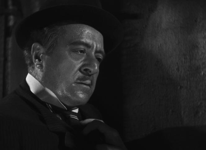 Raimu dans« L'Etrange Monsieur Victor » (1938), deJean Grémillon