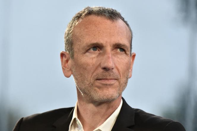 Emmanuel Faber, ancien PDG de Danone, 30 août 2017.