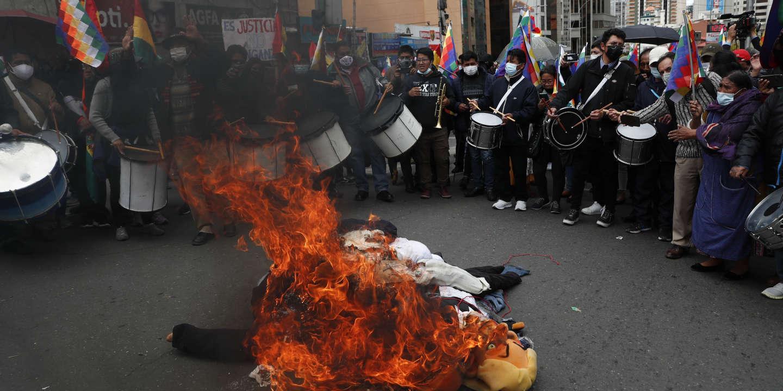 En Bolivie, la succession violente d'Evo Morales continue de peser sur la vie politique