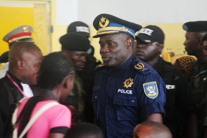 L'ancien chef de la police congolaise,John Numbi, avait comparu en tant que témoin au procès en première instance sur la mort de Floribert Chebeya, en janvier 2011.