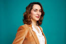 Kahina Bahloul à Paris le 8 mars 2021 © samuel kirszenbaum +336 15 26 80 21 mail@samuelk.net