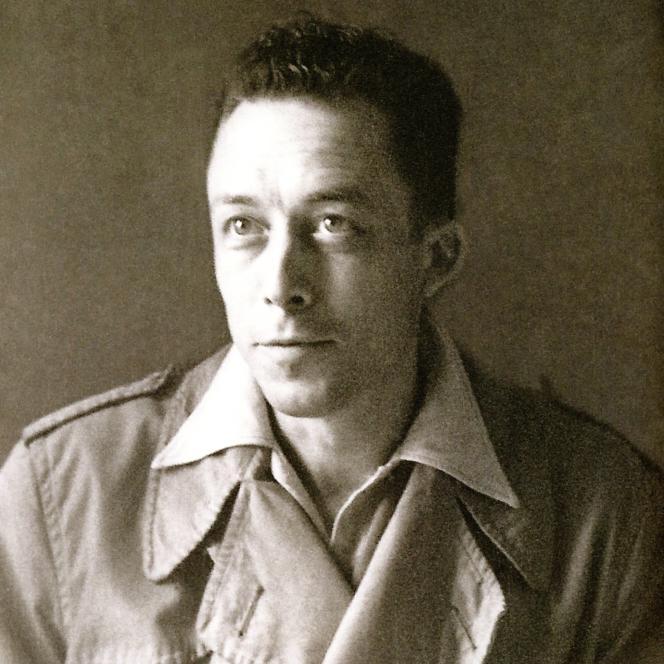 Une photo extraite du documentaire «Albert Camus, l'icône de la révolte» (2019), deFabrice Gardel et Mathieu Weschler.