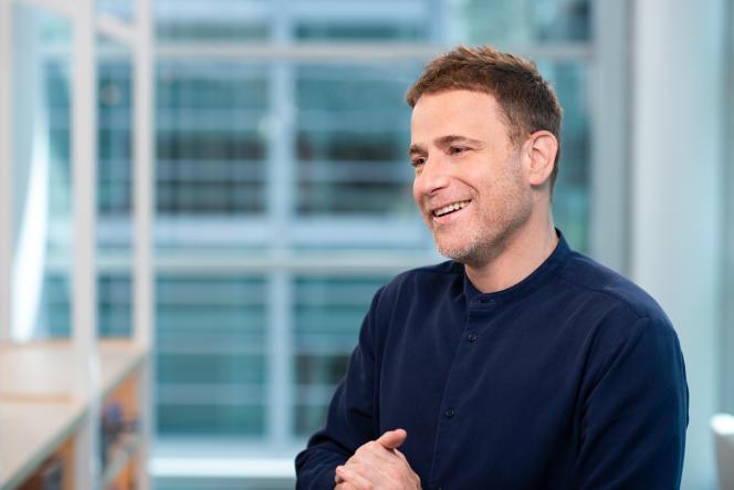 Stewart Butterfield, PDG de Slack.
