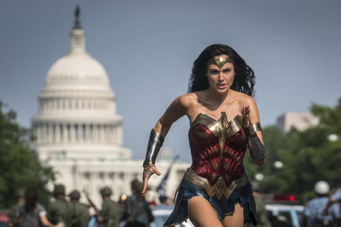 Wonder Woman (Gal Gadot) dans « Wonder Woman 1984 », de Patty Jenkins.