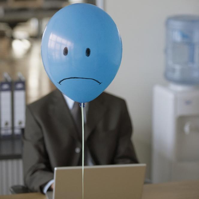 « La hausse de l'anxiété nourrie par le prolongement du télétravail généralisé fait chuter l'investissement personnel.»
