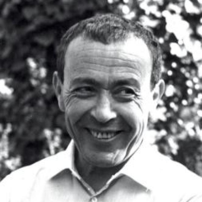 Béchir Ben Yahmed, en 1984.