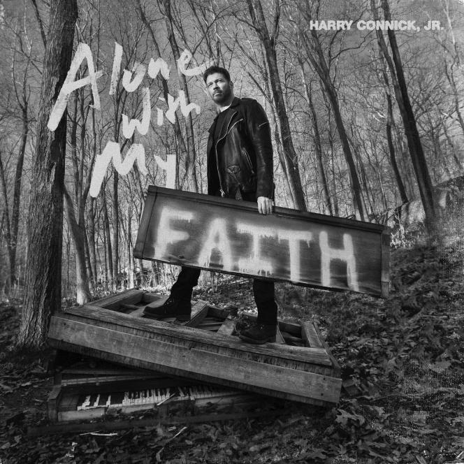 Pochette de l'album « Alone With My Faith», d'Harry Connick, Jr.