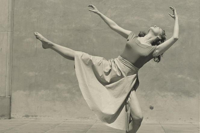«Hanya Holm, Mills College», 1936.