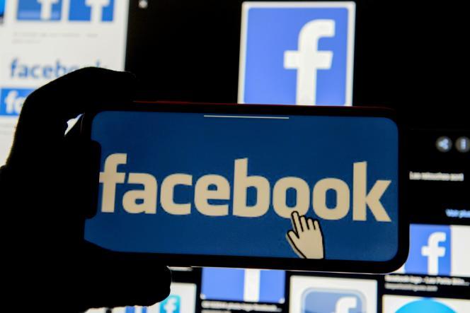 Facebook a assuré dans un communiqué que ces données provenaient d'une faille de sécurité réparée en 2019.