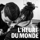 De jeunes filles mineures sont livrées à elles-mêmes dans le quartier Barbès, à Paris.