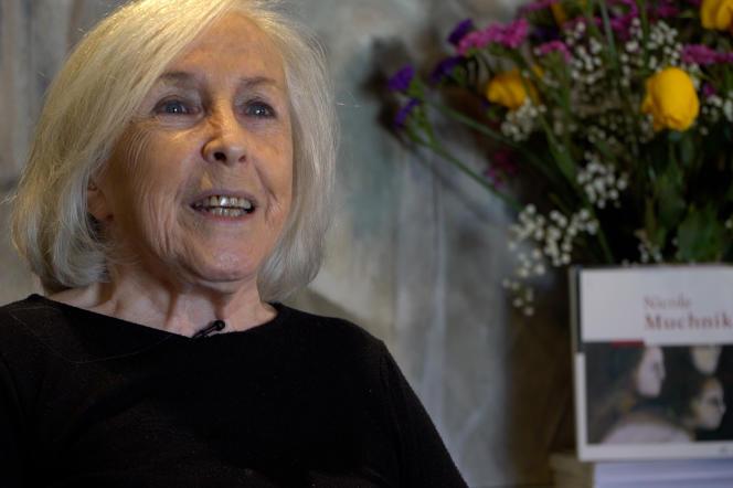 Nicole Muchnik, journaliste au «Nouvel Observateur» dans les années 1970, fait partie des personnes à l'origine du «Manifeste des 343».