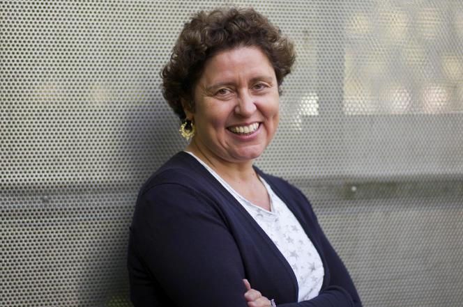 Marie Rose Moro, pédopsychiatre, chef de service de la Maison de Solenn, la maison des adolescents (AP-HP), en septembre 2017, à Paris.