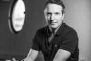 Le présentateur de «Top Chef», Stéphane Rotenberg, à Levallois-Perret, le 2avril 2021.