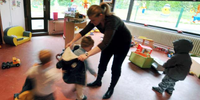 Confinement: les assistantes maternelles finalement autorisées à accueillir des enfants