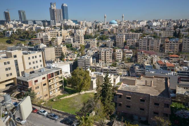 En la capital de Jordania, Ammán, el domingo 4 de abril.