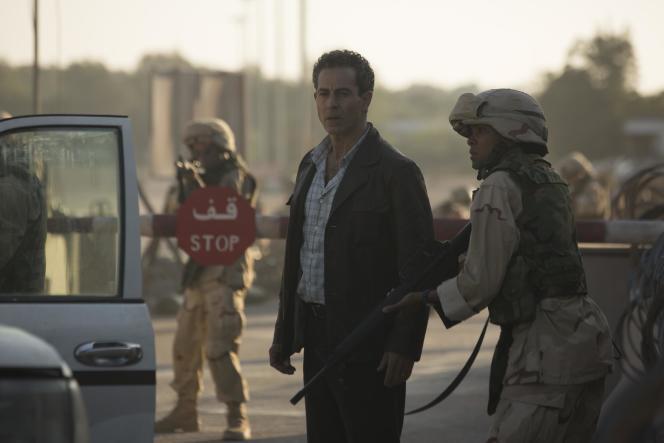 Waleed Zuaiter,dans«Baghdad Central».