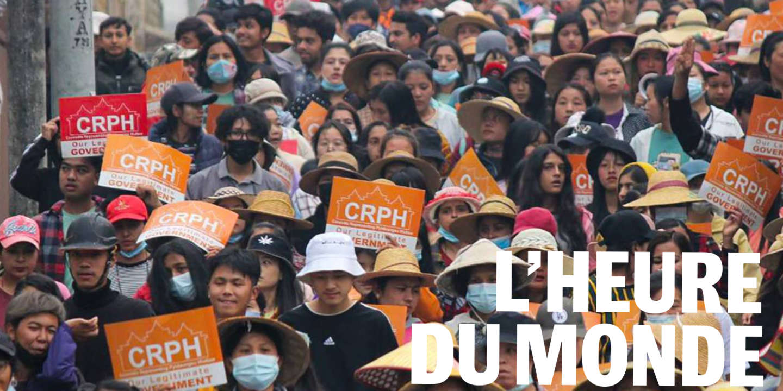 Podcast. En Birmanie, le peuple contre l'armée