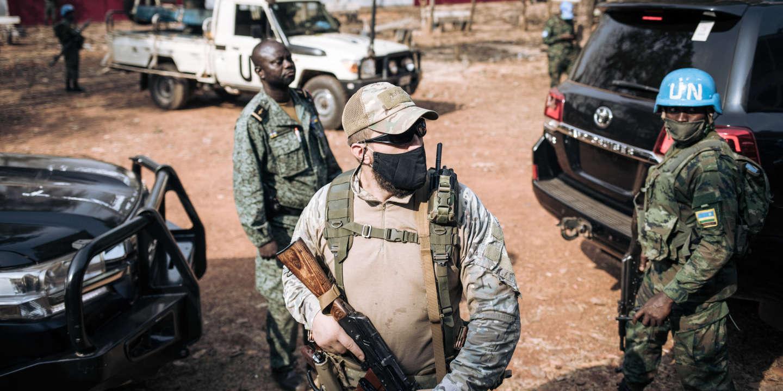 En Centrafrique, les mercenaires russes accusés d'exactions