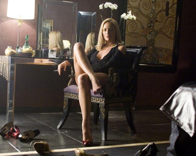 Sharon Stone a longtemps été cantonnée aux rôles de blonde aux belles jambes. Ici dans «Basic Instinct 2» de Michael Caton-Jones, en 2006.