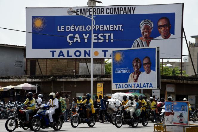 Au Bénin, des manifestations réclament le départ de Patrice Talon avant l'élection  présidentielle