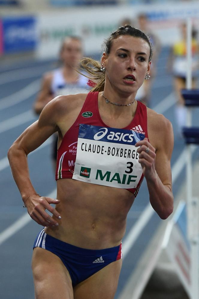 Suspendue deux mois, Ophélie Claude-Boxberger ne pourra pas participer aux JO de Tokyo cet été.