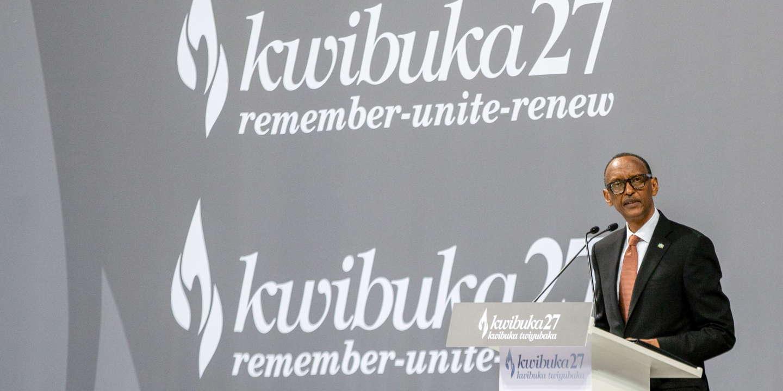 Génocide des Tutsi: Paul Kagame «salue» le rapport français
