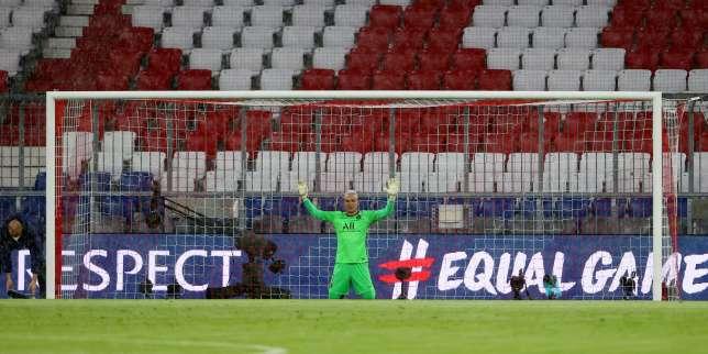 Ligue des champions: Keylor Navas, ange gardien à «l'ancienne» du PSG