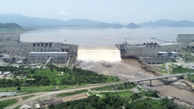 Ethiopia to continue filling Nile dam, much to Egypt and Sudan's chagrin