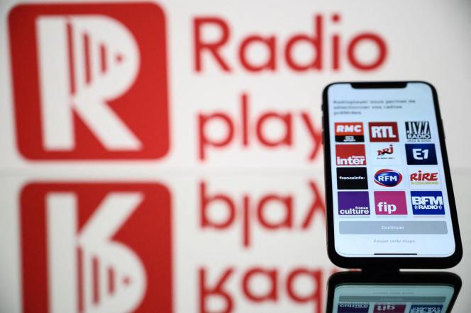 Présentation de Radioplayer à Toulouse, le 8 avril 2021.