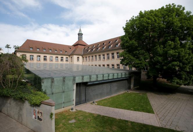 L'Ecole nationale d'administration (ENA), à Strasbourg, en 2019.