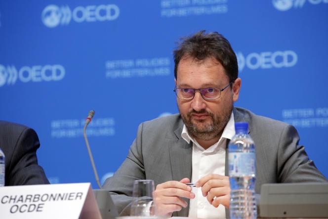 Eric Charbonnier, Analista de Educação da Organização para Cooperação e Desenvolvimento Econômico, 11 de setembro de 2018.