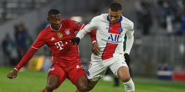 PSG-Bayern Munich: suivez le quart de finale retour de la Ligue des champions en direct