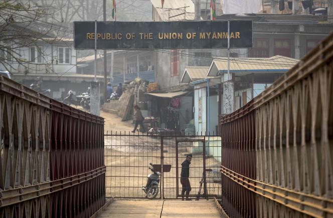 India closes its door on Burmese refugees