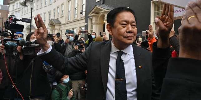 L'ambassadeur de Birmanie au Royaume-Uni destitué par la junte