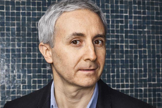 Ivan Jablonka, à Paris, le 2 décembre 2020.