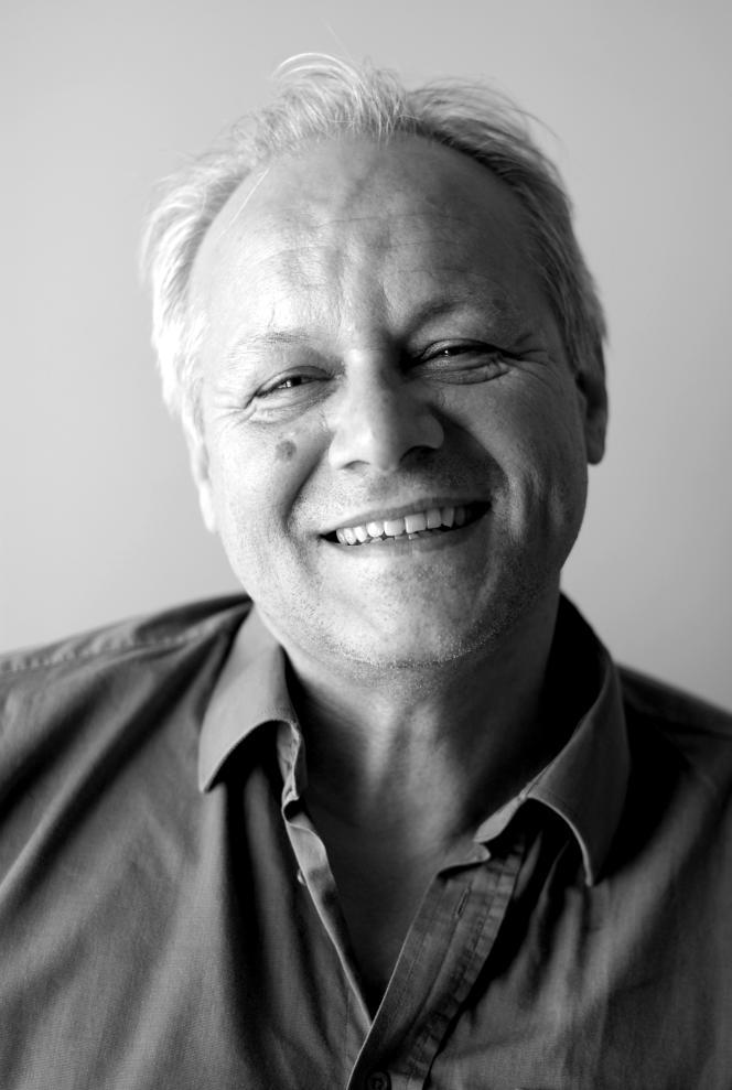 Jean-Pierre Luminet, en 2009.