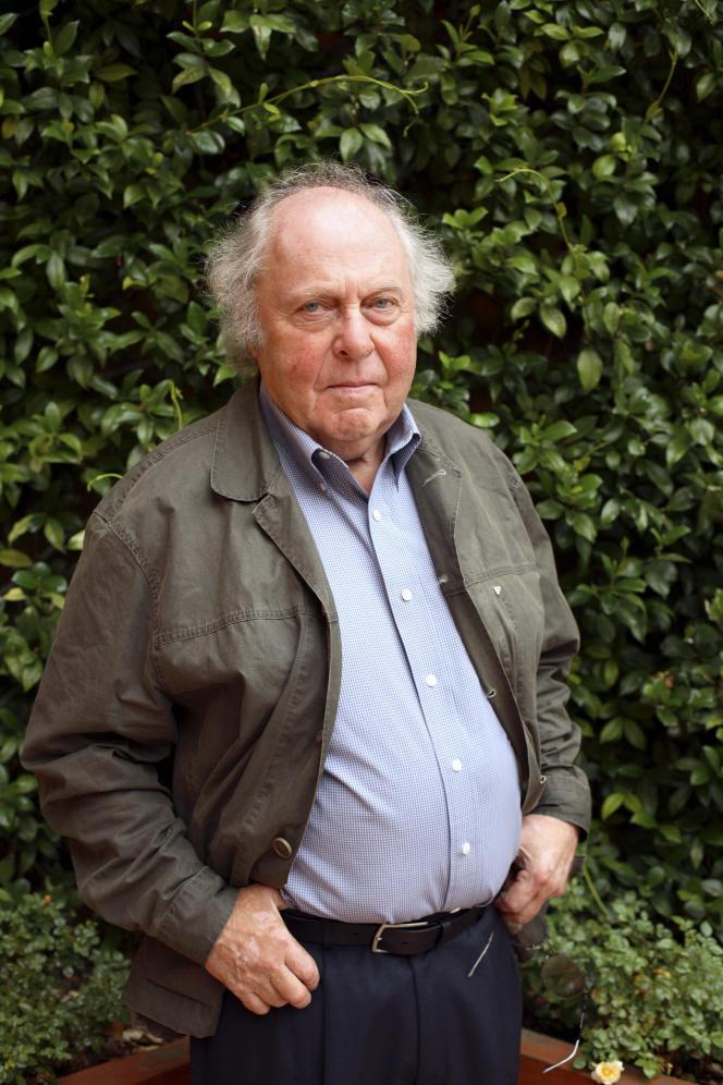 Marshall Sahlins, en 2006.