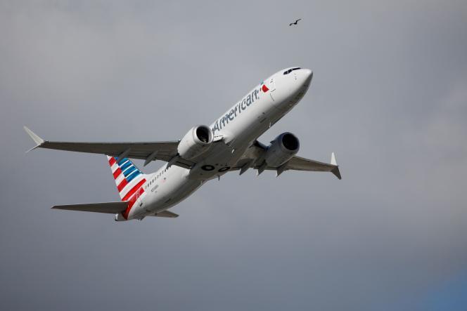 American Airlines Boeing 737 MAX berangkat pada 29 Desember.
