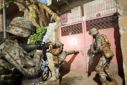 Une scène tirée de «Six Days in Fallujah».