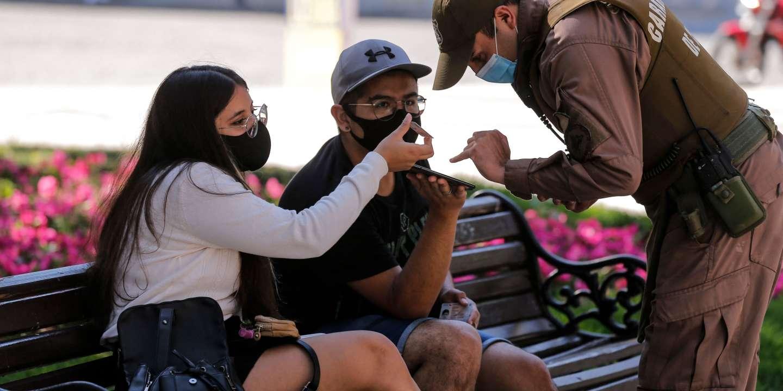 Au Chili, l'épidémie est hors de contrôle malgré une vaccination massive
