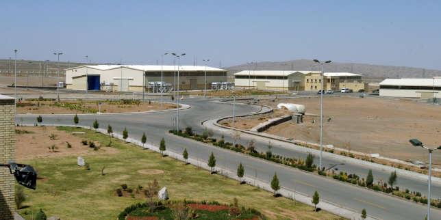 En Iran, le complexe nucléaire de Natanz touché par un acte de «terrorisme», selon Téhéran