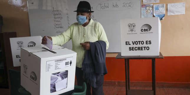 Présidentielle en Equateur: Guillermo Lasso en tête des suffrages dépouillés, Andrés Arauz se déclare vainqueur