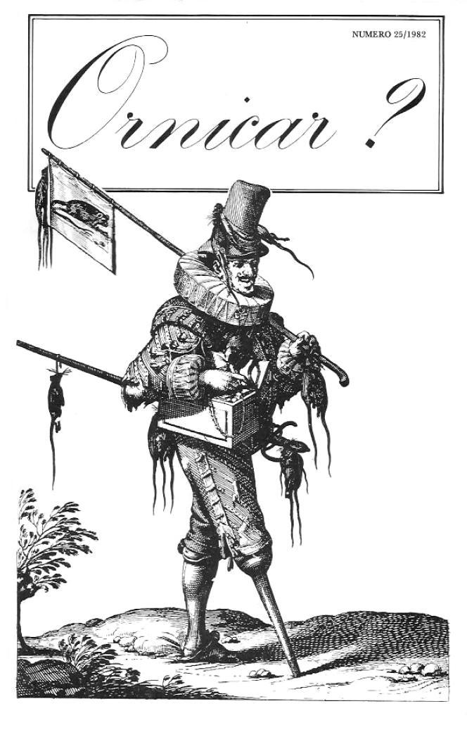 Un ancien numéro de la revue« Ornicar?».