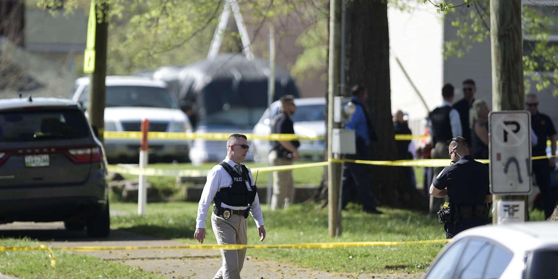 Etats-Unis: une fusillade dans un lycée du Tennessee fait plusieurs blessés