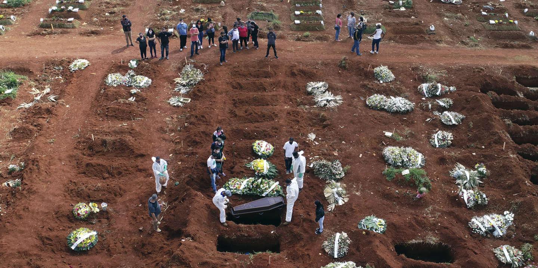Covid-19 : dans le monde, une mortalité encore sous-estimée