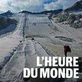 Dans les Alpes, le réchauffement climatique est deux à trois fois plus rapide que pour le reste de la planète.