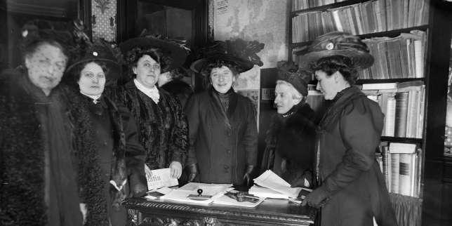 «Journal d'une suffragiste», d'Hubertine Auclert: sortir une féministe pionnière de l'oubli