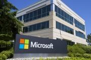 Le siège de Microsoft, à Redmond (Etat de Washington, nord-ouest des Etats-Unis), en juillet 2014.